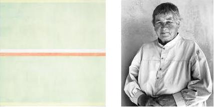 Agnes Martin (March 22, 1912 – December 16, 2004)