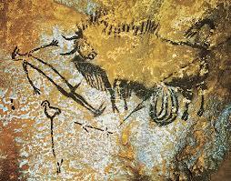 Bird man- Cave paintingLascaux, France