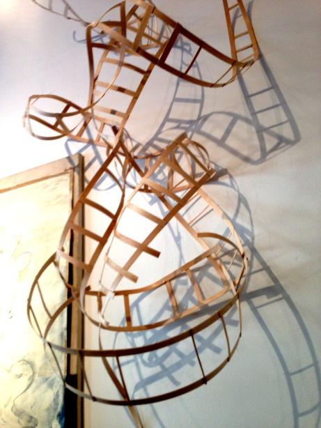 Lauren A. Toomer DNA (sculpture)-detail